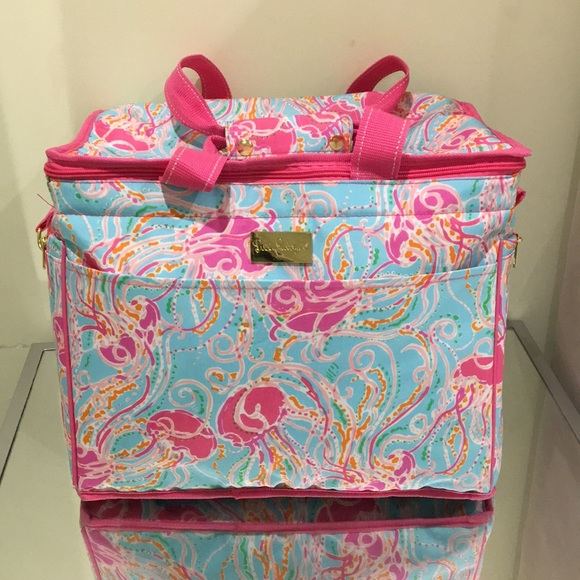 aceb2fab084ed1 Lilly Pulitzer Accessories - Lilly Pulitzer Jellies Be Jammin' Insulated  Cooler
